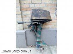 Лодочный двигатель Ветерок 8