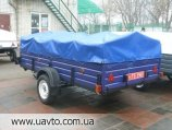 Прицеп Завод прицепов Лев прицеп Лев-300*1.6 одноосный по хорошей цене со скидками