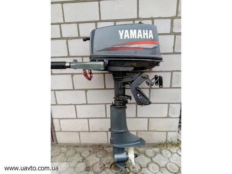 Лодочный двигатель Yamaha 5