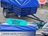 Прицеп усиленный  Прицеп Днепр-2501 и другие модели