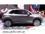 Fiat 500X (city)