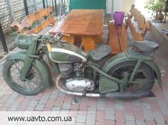 Мотоцикл Симсон