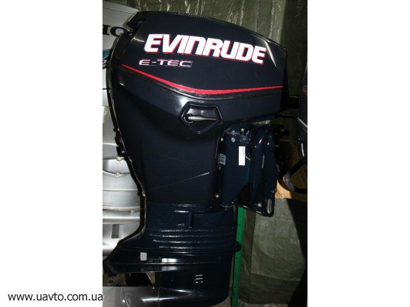 подвесные лодочные моторы evinrude e-tec