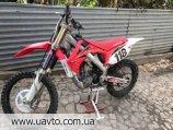 Мотоцикл Honda CRF250F