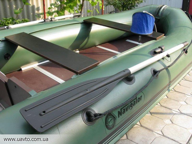 купить лодку штурман 330 в москве