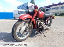 Мотоцикл КМЗ Днепр  МТ 10-36