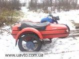 Мотоцикл  ИЖ ПЛАНЕТУ 3