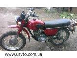 Мотоцикл Мінськ 112