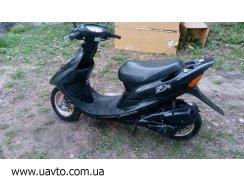Мопед Honda zx af 35