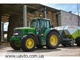 Трактор John Deere 6920S