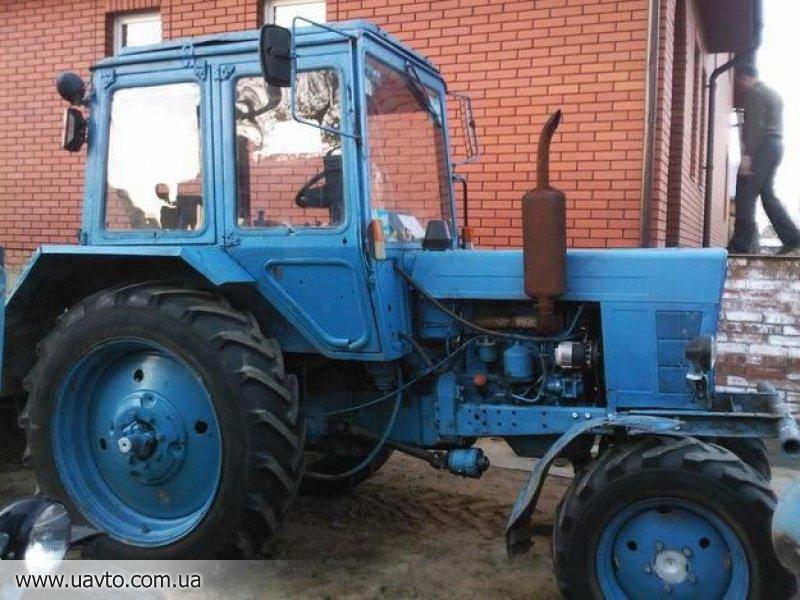 Трактор бу  купить продать трактор на Agrarnikru