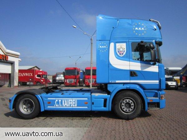 Scania L 164 480