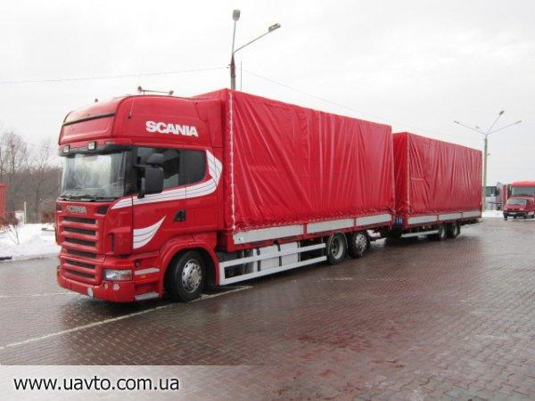 Scania R 124 470