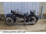 Мотоцикл днепр м72