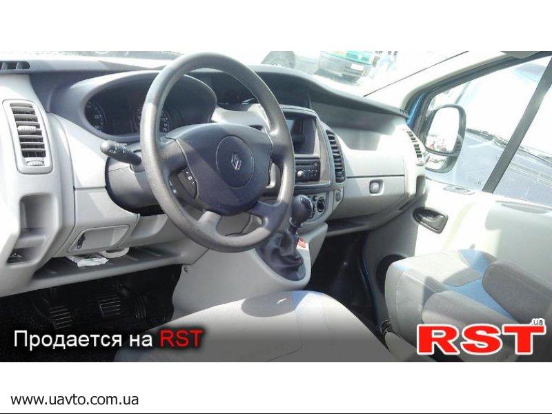 Renault Trafic L2H1  6 мест