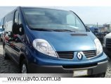 Renault Trafic L2H1  6 мест