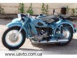 Мотоцикл Днепр К750