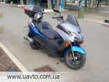 Скутер Honda Forza