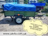 Прицеп Прицеп Днепр-201  2000х1200х350 новый легковой