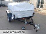 Прицеп Завод прицепов Лев прицеп Лев-250*1.4 на  кат.В
