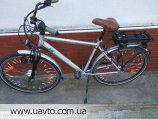 Велосипед HAWK GREEN ENERGY TRK PERFORMANCE 7,5 AH HERREN (MODEL 2013) (эл