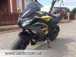 Мотоцикл Kawasaki ER 6f