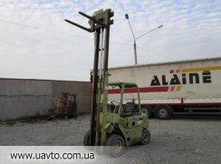 Погрузчик CLARK C 500