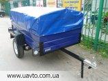 Прицеп Завод прицепов Лев прицеп Лев-20 13 от завода